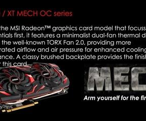 MSI RX 5700-videokaarten