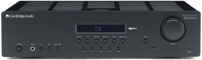 Cambridge Audio Topaz SR10