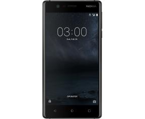 Nokia 3 Dual Sim Zwart