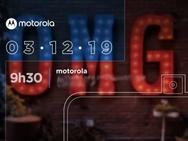 Motorola-uitnodiging 3 december 2019
