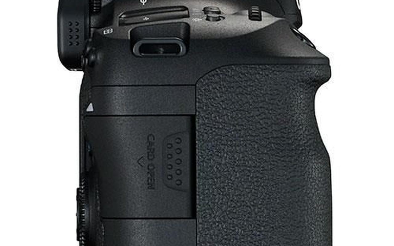 Uitgelekte foto's Canon EOS 6D Mark II