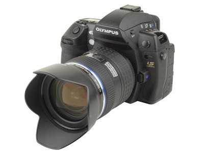 Olympus E-5 inleiding