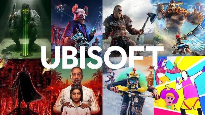 Ubisoft-spellen