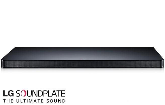 LG LG LAP340 Soundplate