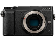 Panasonic Lumix DMC-GX80 + 12-32mm f/3.5-5.6 Zwart