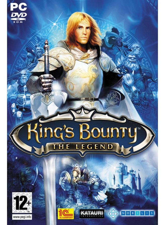 King's Bounty: The Legend, PC
