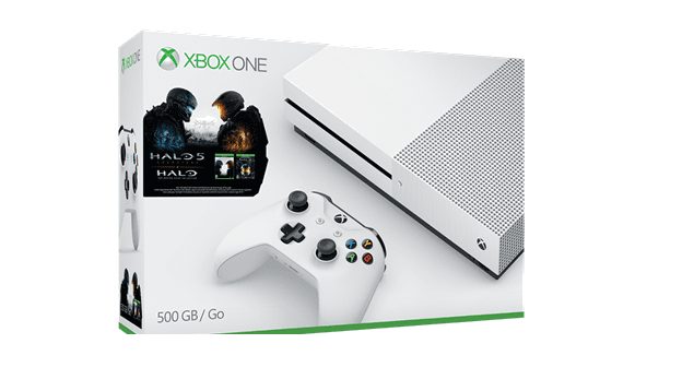 Xbox One S 500GB Halo