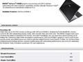 nVidia GeForce 9300m specsheet
