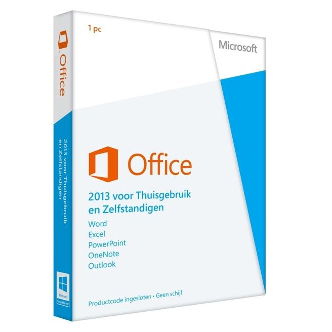 Microsoft Office 2013 Home & Business UK