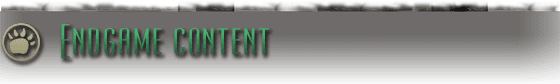 Endgame Content