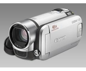 Canon Legria FS20 Zilver