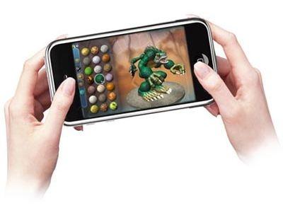 Gamen op iPhone