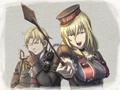 Sega: vermeend artwork Valkyria Chronicles 3