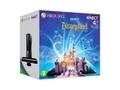 Goedkoopste Microsoft Xbox 360 Slim 4GB + Disneyland Adventures + Kinect Zwart