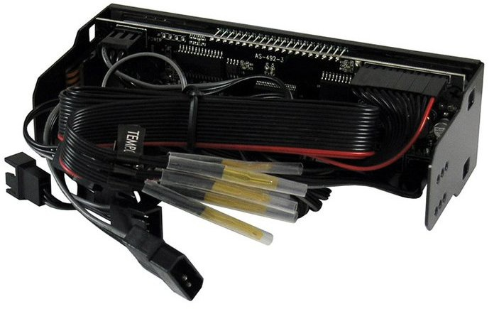 Specific Fan Power : Lc power cfc fan controller specificaties tweakers