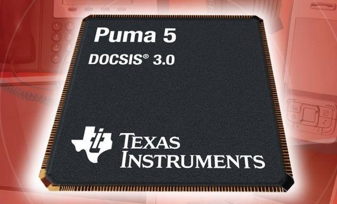 Texas Instruments Puma 5