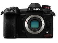 Panasonic Lumix G9 en 200mm f/2.8-objectief