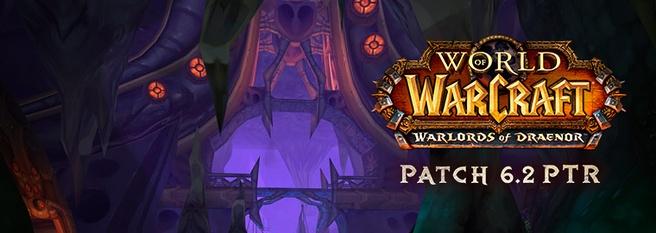 World of Warcraft Patch 6.2