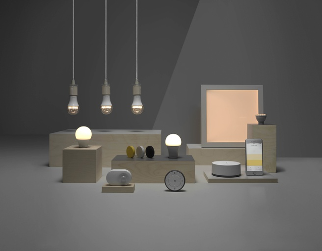 Ikea Smart Lighting collectie