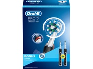 Oral-B Pro 2 2900 Black CrossAction + Extra Body