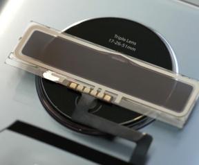OnePlus Conept One met elektrochroom glas