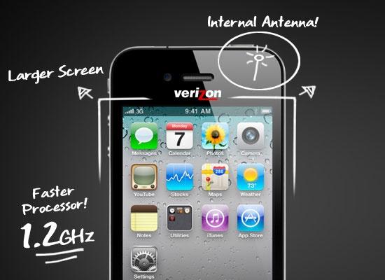 Gerucht: cdma-versie iPhone 4