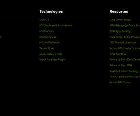 Tesla-naam is verdwenen van Nvidia-website
