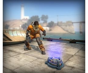 Counter Strike Danger Zone Bump Mine