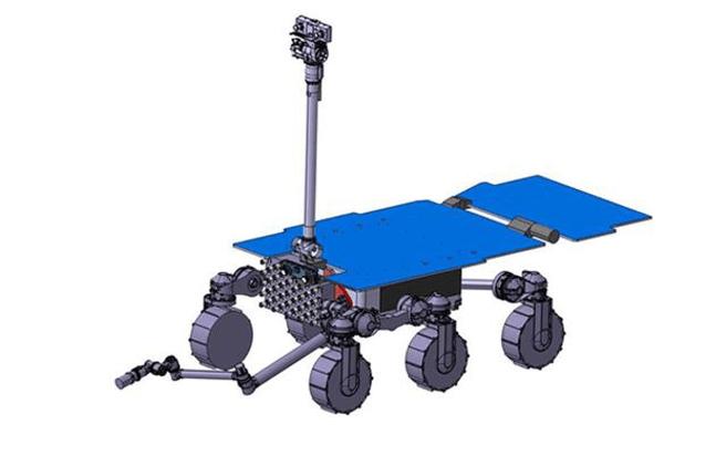 Airbus Mars-rover 2026
