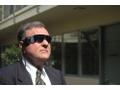Oog-implantaat met bril