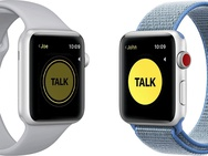 Walkietalkie Apple Watch