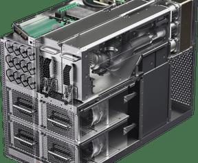 Cerebras Wafer Scale Engine en CS-2