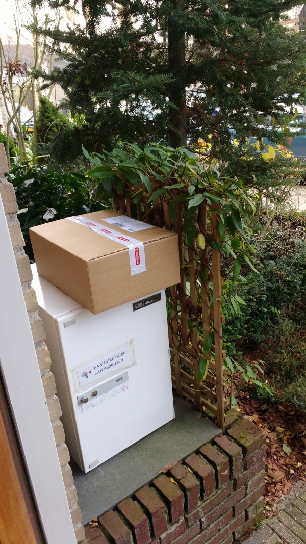 DHL Parcel snapt pakketbus niet