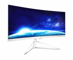 Philips Curved UltraWide 349X7FJEW Wit