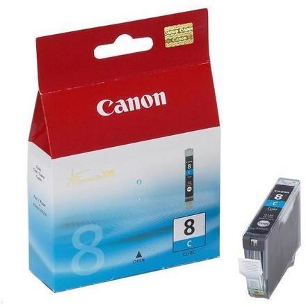 Canon CLI-8C Inktpatroon, Origineel (Cyaan)