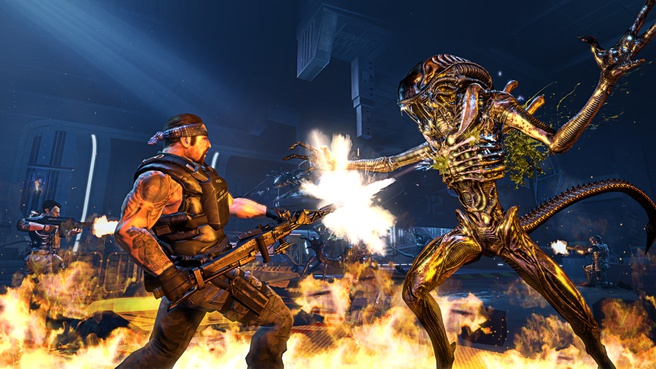 Aliens: Colonial Marines - Multiplayer