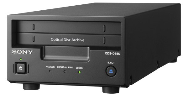 Sony ODS-D55U Optical Disc Archive