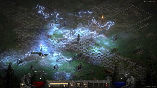 Antevisão do Diablo II: A Ressurreição