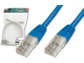 Goedkoopste Digitus Patch Cable, SFTP, CAT5E, 0.5M Blauw