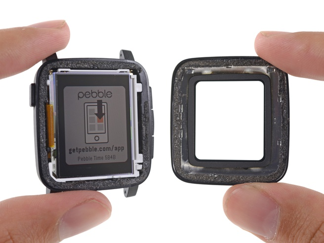 Pebble Time teardown