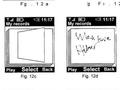 Patent Nokia op schrijven op achterkant foto's