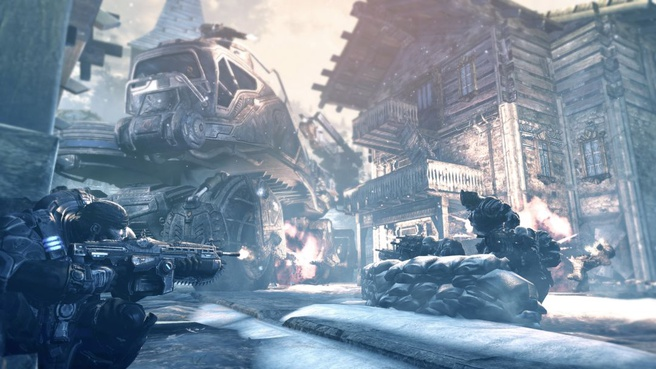 Gears of War 2 preview