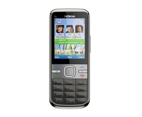 Nokia Nokia C5 Black Zwart