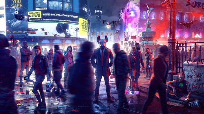 Watch Dogs: Legion, PS4