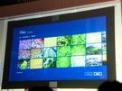 Tabletinterface van Windows 8