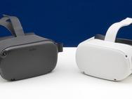 Oculus Quest 1 en 2 side by side