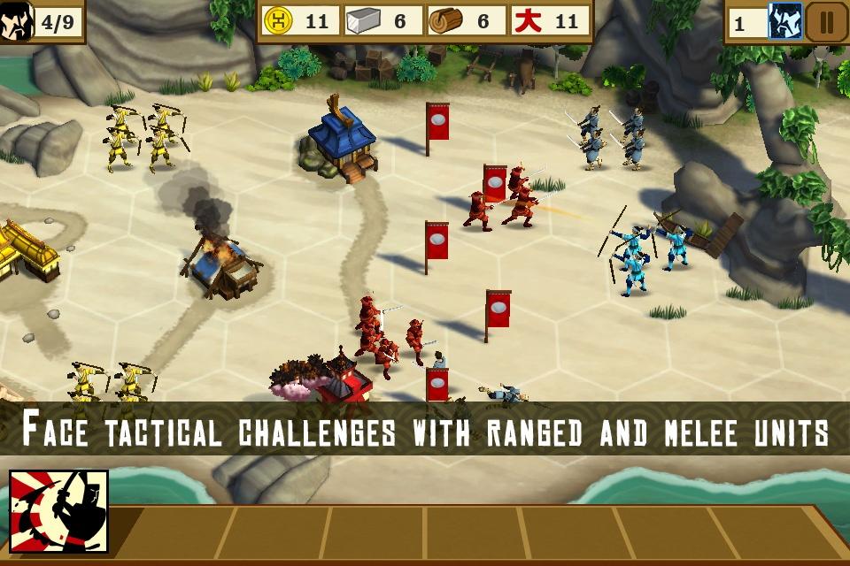 Sega kondigt Total War Battles: Shogun aan voor iOS en ...