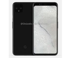Google Pixel 4 XL renders