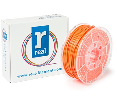 REAL filament fluorescerend oranje 2,85 mm PLA 1 kg