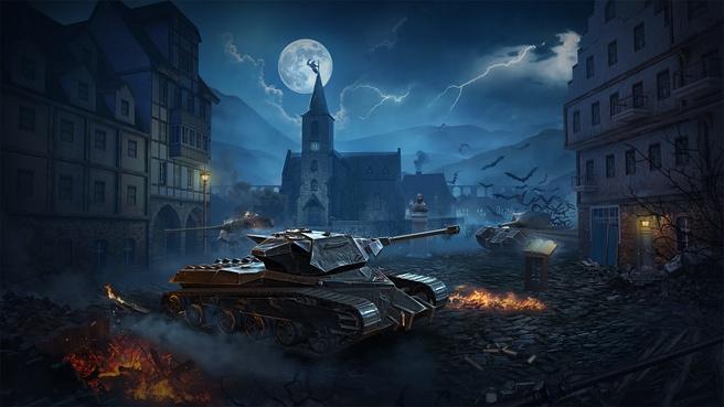 World of Tanks Blitz 6.4